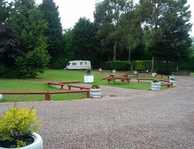 Image of Cheston Caravan & Camping Park